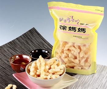 卡哩(甜) 120g-徐媽媽餅乾系列買5送1